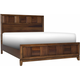 Jovie King Platform  Bed