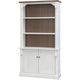 Durham Bookcase with Doors