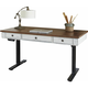 Durham Sit/Stand Desk