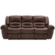 Cole Leather Reclining Sofa