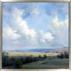 Meadow After Storm Framed Wall Art