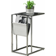 Keuka Accent Table w/ Magazine Holder