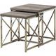 Manzella Nesting Tables: Set of 2