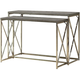 Manzella Console Tables: Set of 2