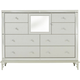 Amini Innovation, Corp. Hollywood Loft Bedroom Dresser