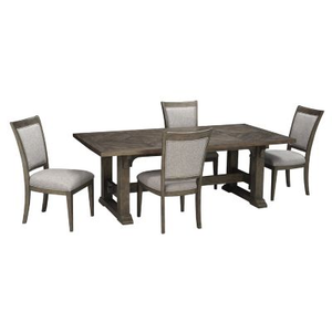 Ashford 7 Pc Dining Set Raymour Flanigan