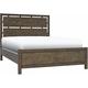 Larkspur King Panel Bed