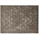 Glistening Nights Gray Area Rug, 5'3 x 7'6
