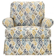 Lundie Swivel Accent Chair