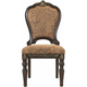 Regal Manor Chenille Dining Chair