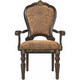 Regal Manor Chenille Dining Armchair