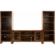 Del Mar 3-pc. Wall Unit w/ 6 0