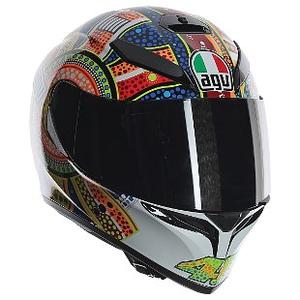 Agv K3 Sv Helmet Solid Revzilla