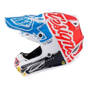 2019 Troy Lee Designs SE4 Composite Metric Helmet-Ocean-M 101109303