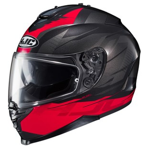 HJC IS-17 Arcus Motorcycle Helmet Gray XL Extra Large Integrated SunShield visor