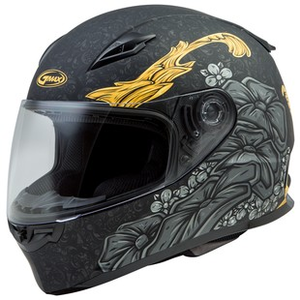 GMAX Adult FF49 Rogue Street Motorcycle Helmet All Colors XS-3XL