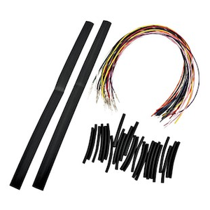 73443L la choppers handlebar extension wiring kit for harley 2007 2013 2007 FLSTN Deluxe at soozxer.org