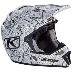 7ab6bb40 About: Klim F4 ECE Stealth Helmet (Size 2XL Only)