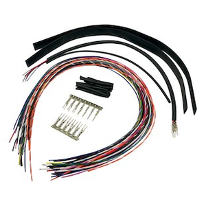 LA Choppers Handlebar Extension Wiring Kit For Harley 2011