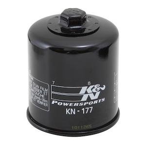 K6//K7 KN-138-2699138 SUZUKI GSX R 600 2006-2007 Filtro Olio K/&N