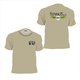 Short Sleeve 200th Anniversary TShirt Khaki