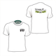 Short Sleeve 200th Anniversary TShirt White