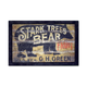 Stark Wooden Wall Hanging