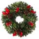 Festive Design Wreath