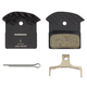 Shimano J02A Resin Disc Brake Pads