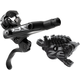 Shimano Zee BR-M640 Disc Brake Black, Left, Front