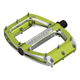 Spank Spoon Platform Pedals Green, 110mm