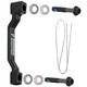 Shimano XTR F180P/P Disc Brake Adaptor