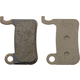 Shimano A01S Resin Disc Brake Pads Resin Compound, with Spring