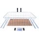 Wald 1392 Front Basket With Wood Slats