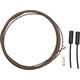 Shimano Dura-Ace Poly Coated Shift Cable Polymer Coated, 2100mm, 1.2mm, W/Caps