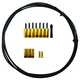 Jagwire End Cap 4.5mm Shift Seal Kit