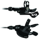 SRAM X.9 2X10 Speed Shifter Set