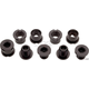 P/S Alum Double Chainring Nut/Bolt/Set