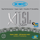 Kmc X11SL Chain 11-Speed, 116 Links, Silver