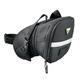 Topeak Aero Wedge Seat Bag Strap Mount Aero Wedge Blk Small Strap Mount
