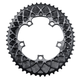 Absolute Black SRAM 5X110 Oval Chainring