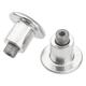 45NRTH Aluminum Carbide Concave Studs 25 Pack