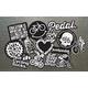 Dhdwear Sticker Pack
