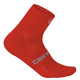 Castelli Quattro 6 Cycling Socks Men's Size Small/Medium in Red