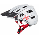 6D Atb-1T Evo Helmet Men's Size Extra Small/Small in Silver Matte
