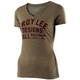 Troy Lee Designs WMNS Podium Vneck Tee