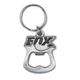 Fox Shox Churchkey Keychain