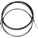 SRAM Road/MTB 4mm Shift Cable & Housing Black, 4mm, Stainless, Road & MTB