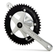 Miche Advanced Track Crank W/Chainring