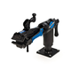 Park Tool Prs-7-2 Bench Mount Stand Blue, with 100-5D Clamp
